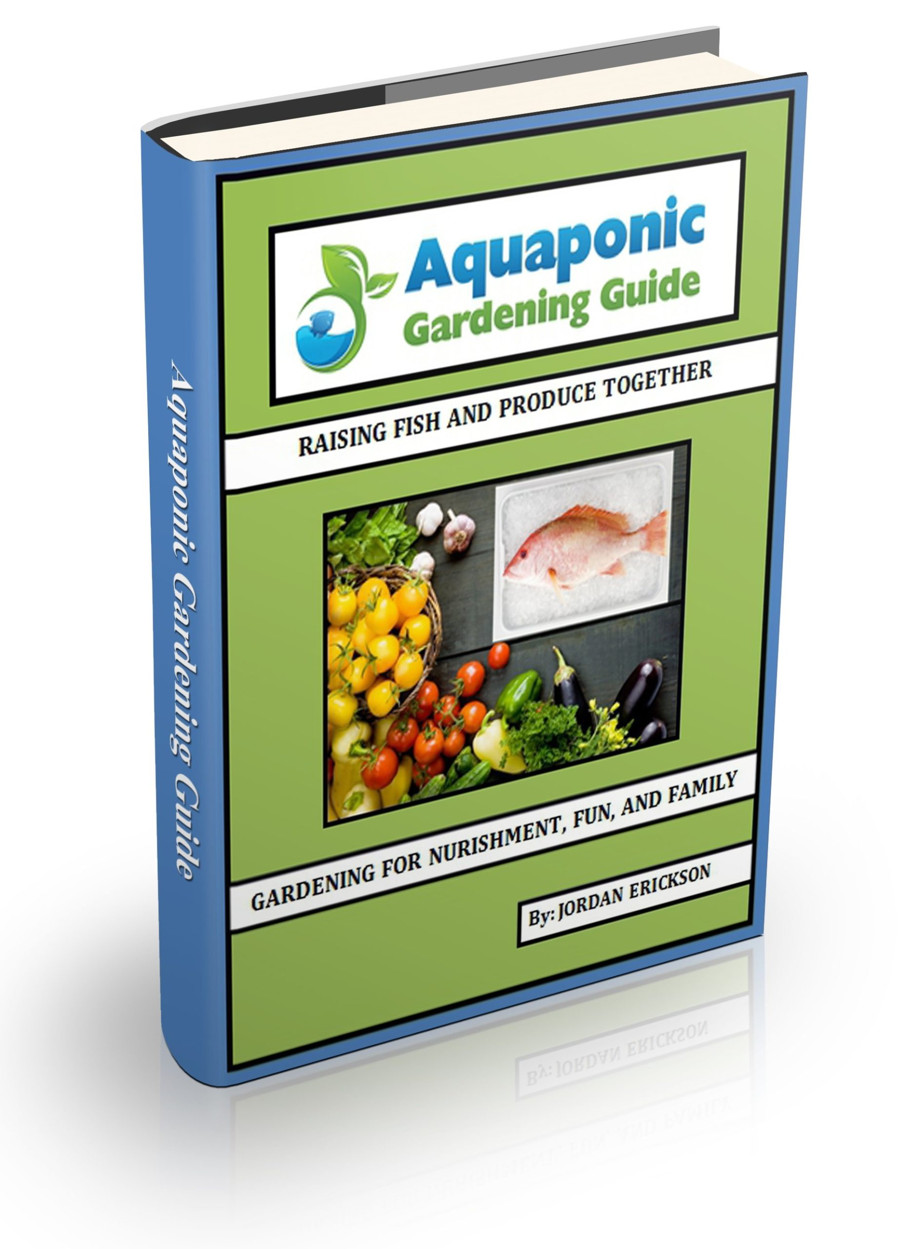 Aquaponic Gardening Guide Book